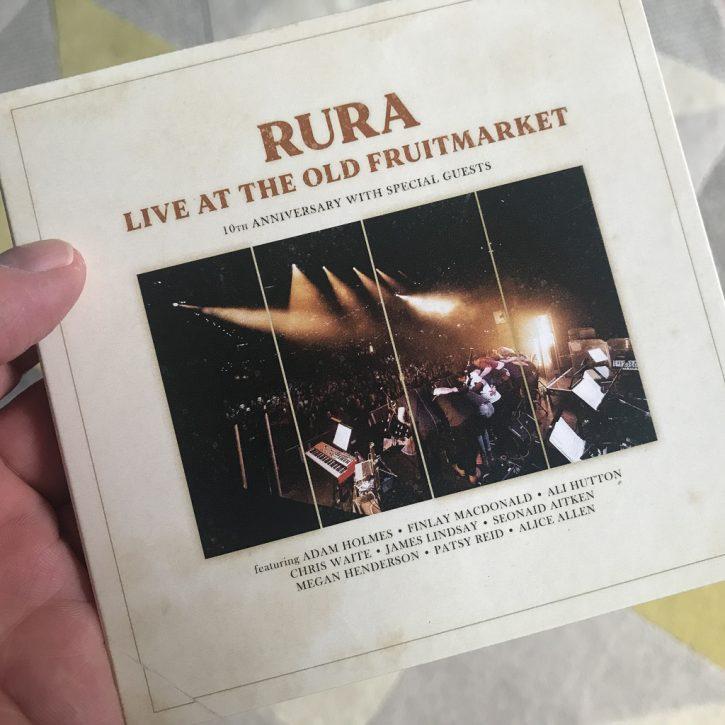 Rura - Live at the Old Fruitmarket