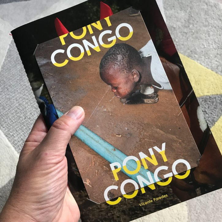 Pony Congo by Vicente Paredes - Sunday Review - The Hall of Einar