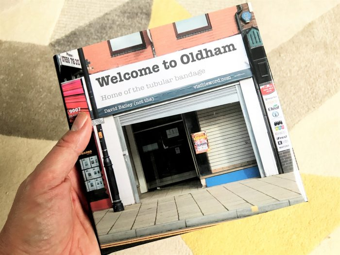 Welcome to Oldham - home of the tubular bandage - The Hall of Einar