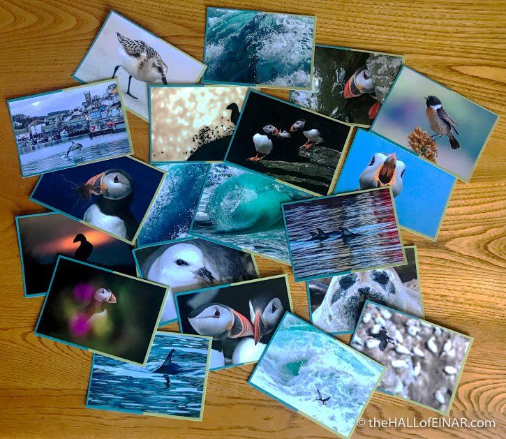 Postcards - The Hall of Einar