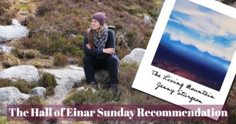 Sunday Recommendation - Jenny Sturgeon - The Living Mountain