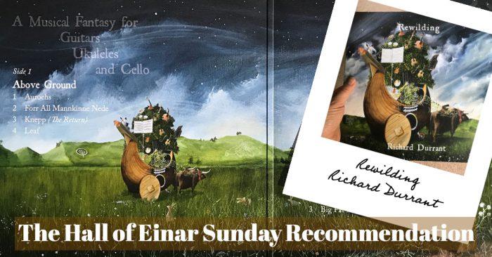 Richard Durrant - The Hall of Einar