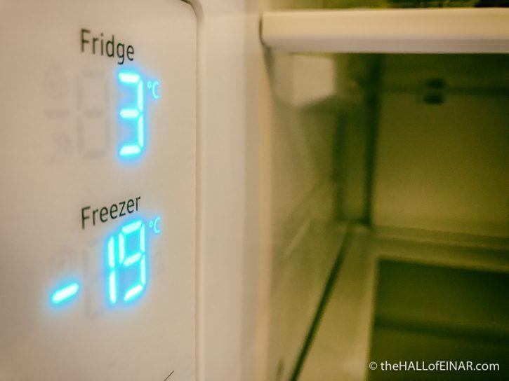 Fridge Freezer - The Hall of Einar