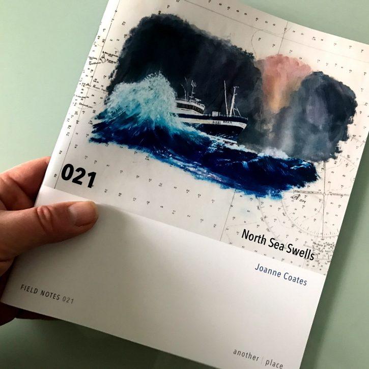 North Sea Swells - Joanne Coates - The Hall of Einar