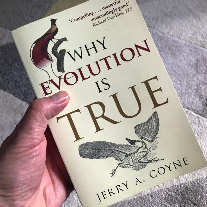 Why Evolution is True - Jerry A Coyne