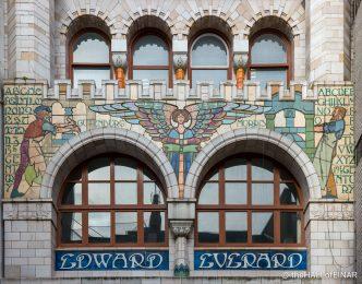 Edward Everard - The Hall of Einar - photograph (c) David Bailey (not the)