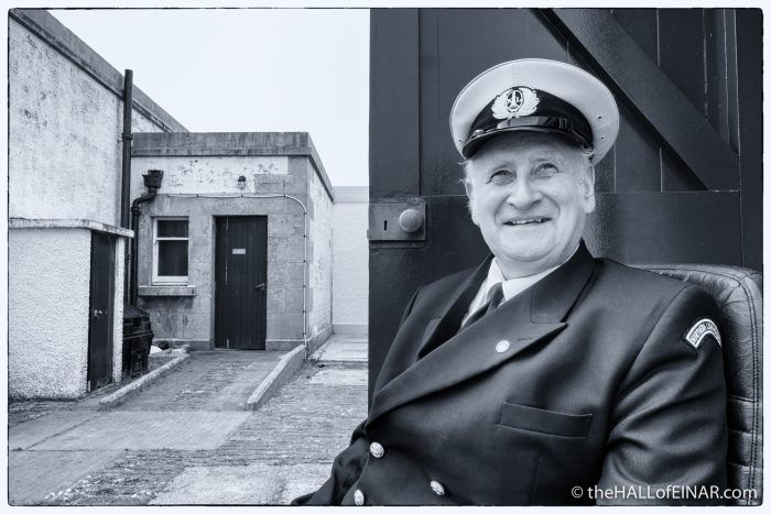 North Ronaldsay - The Hall of Einar - photograph (c) David Bailey (not the)