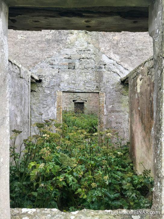 Sanday Church - The Hall of Einar - photograph (c) David Bailey (not the)