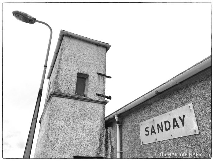 Sanday - The Hall of Einar - photograph (c) David Bailey (not the)