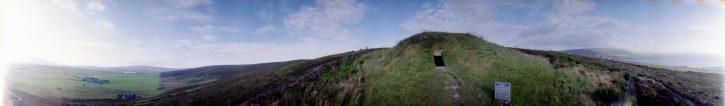 Cuween Hill Cairn - The Hall of Einar