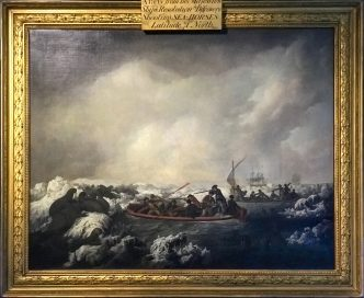 National Maritime Museum - The Hall of Einar